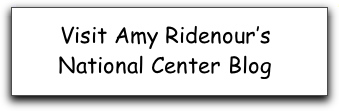 Amy Ridenour's National Center Blog