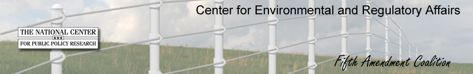 Center for Environmental and Regulatory Affairs