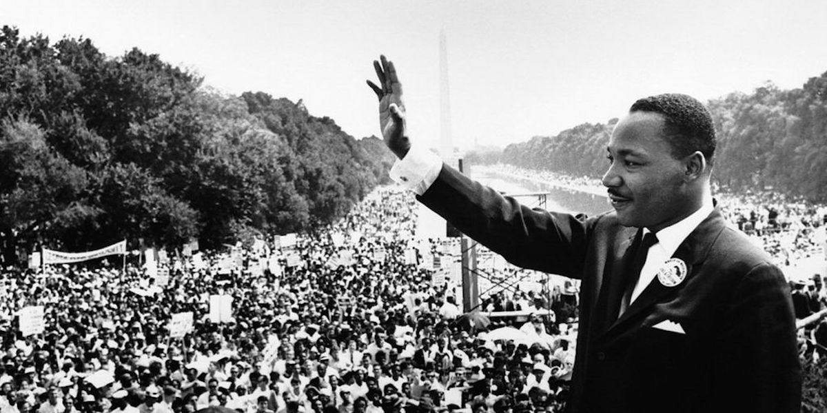After a Violent Year, Black Conservatives Reflect on MLK's Message of Hope and Peace
