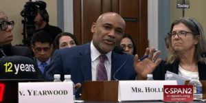 Congressional Committee Introduced to Minority Impact Assessments