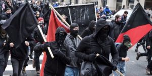 Antifa's Chaotic Display of Objections, by Jerome Danner