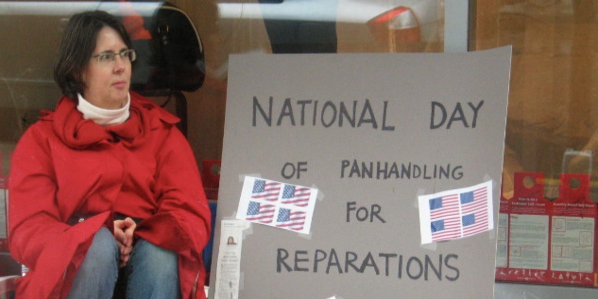 "Reparations Ignores American Greatness for a ""Socialist Payout"""