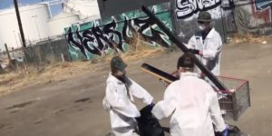 L.A. May Destroy Homeless Community Cleaned by Conservatives