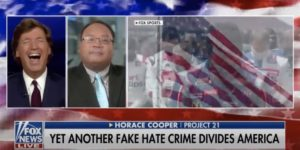 Horace Cooper to Tucker Carlson: America Isn't a Racist Country