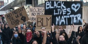 "Civil Rights Movement Had a ""Moral Authority"" Black Lives Matter Lacks"