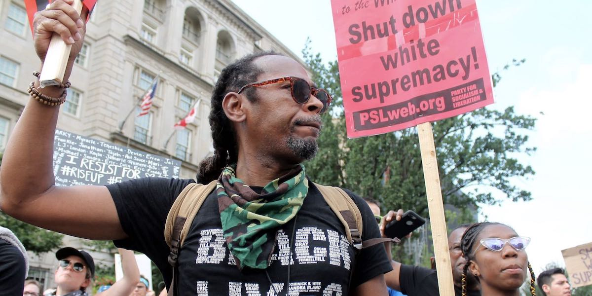 When Anti-Racism Protests Turn Racial