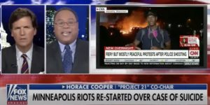 "Rioting ""Promoted as a Positive By Our Media"""