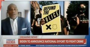 Defunding the Police Creates a Lawless Society
