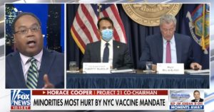 """""""Real Livelihoods are Affected"""" By Vaccine Passports"""