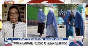 "Biden's Afghan Bungle Will Lead to ""Erasure of Women"""