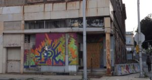 Reducing Crime Through Redevelopment