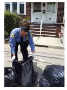 BrooklynPoliceOfficerTrashnewYork2016NYCW