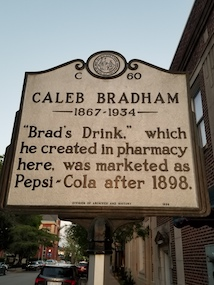 Brad's Drink aka Pepsi