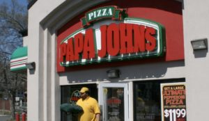 """""""Papa John"""" Loses His Baby Over the N-Word"""