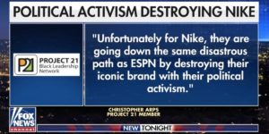 Fox News Taps Project 21 for Opinion on Nike Flag Scandal