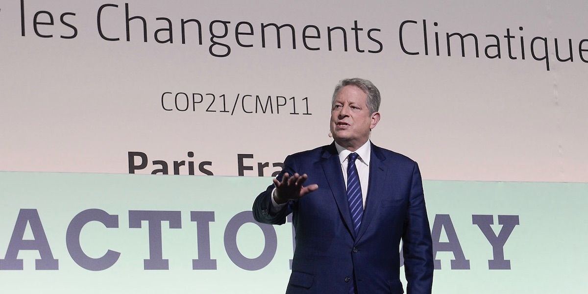 """Al Gore Gets """"Award"""" for Hypocrisy We Exposed"""