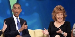 Behar Drags Others Into Her Joyless Existence
