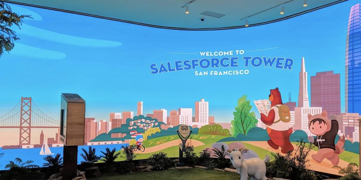 Salesforce Founder Risks Investors' Stakes