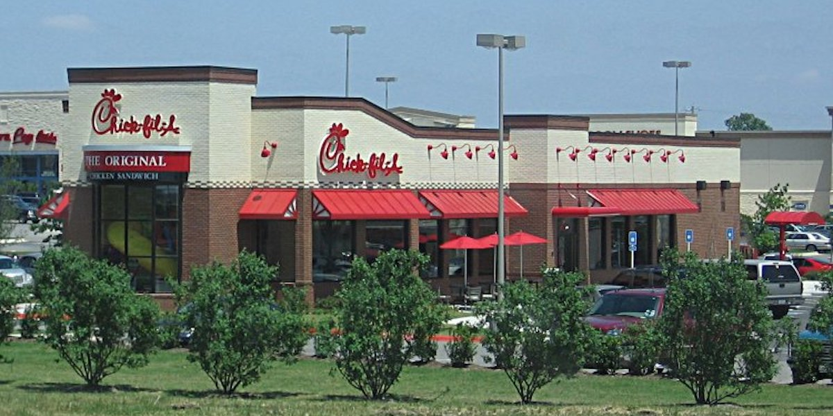 Chick-fil-A's Cathy Confronted by Conservative Leaders