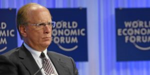 Fink Fails Fellow CEOs, Customers