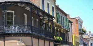 Coronavirus Update from the Big Easy