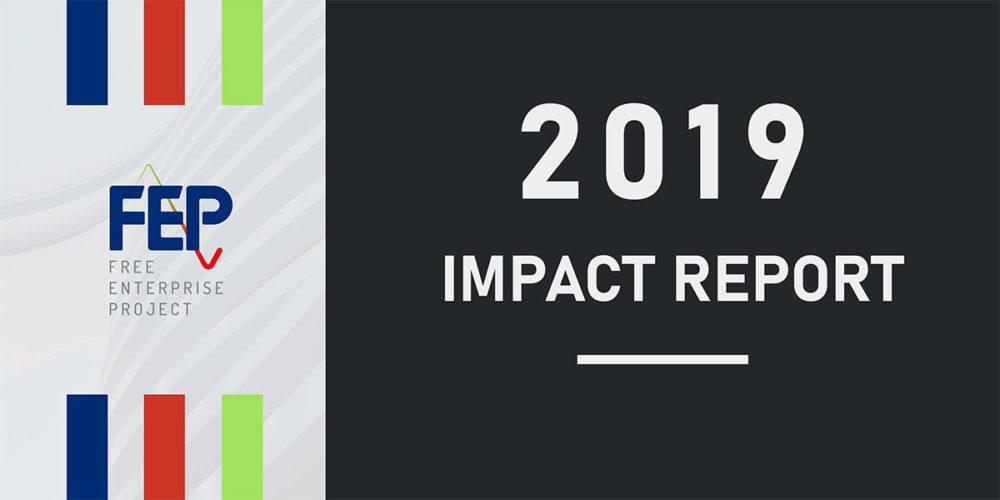 Free Enterprise Project 2019 Impact Report