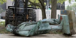 Ripping Down Statues Rejects History's Lessons