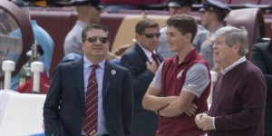 Dan Snyder May Be Football's Last Hope