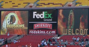 FedEx Praises Redskins Name Change Against Will of Native Americans