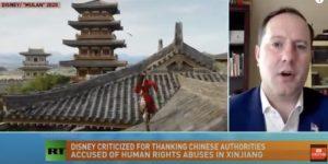 "Disney's ""Pathetic"" Groveling to China"