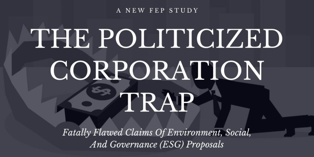 The Politicized Corporation Trap