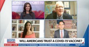 COVID Treatment Threatened as Trump Hatred Fuels Anti-Vax Hysteria
