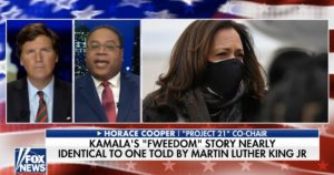 """Left Gives Harris """"Fweedom"""" to Trash America"""