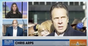 """""""Me Too"""" Allegations, Not Nursing Home Deaths, Will Be Cuomo's Downfall"""