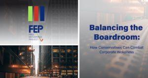 Balancing the Boardroom