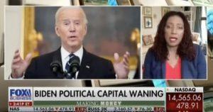 Moderates Beginning to Bolt From Biden